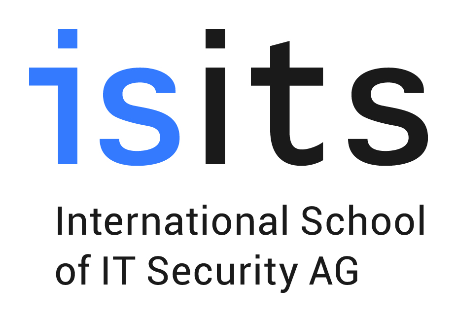 isits AG International School of IT Security Logo